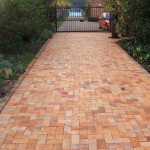 Clay Paving - Driveway