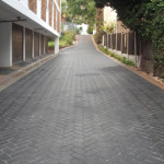 Commercial and Industrial Driveway paving