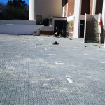 Charcoal Interlocker Pavers