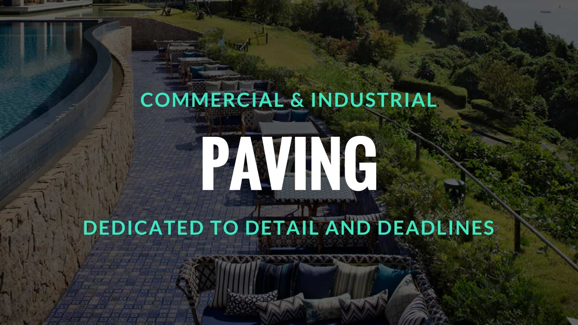Commercial Paving by SA Paving