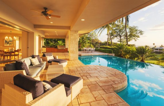 Patio and Pool Outdoor Living