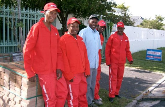 Paving Contracting Team