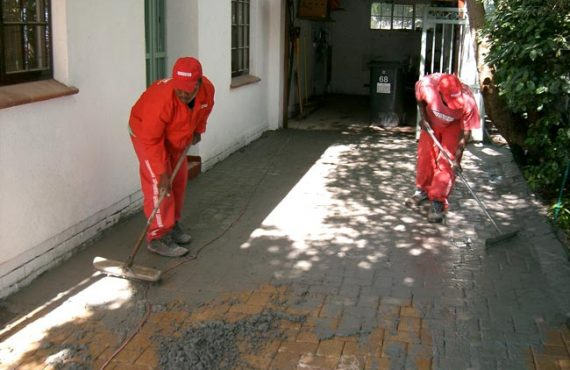 Wet Grouting
